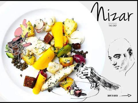 Nizar the Chef