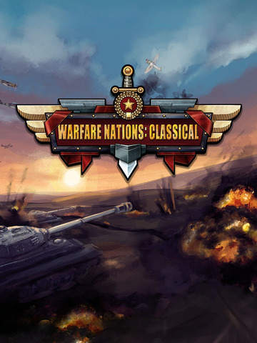 Warfare Nations: Classical на iPad