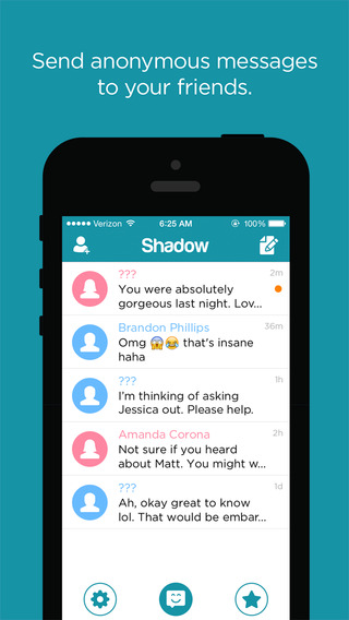 Shadow - Chat Anonymously