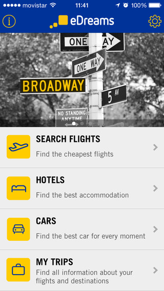 eDreams - Book Cheap Flights Hotels Cars