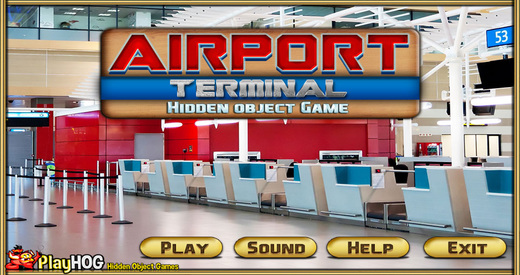 Airport Terminal - Free Hidden Object Games