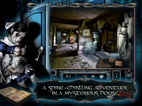 Antique Spook Houses