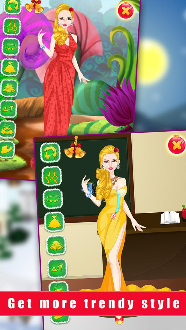 Dressup - Trendy Games