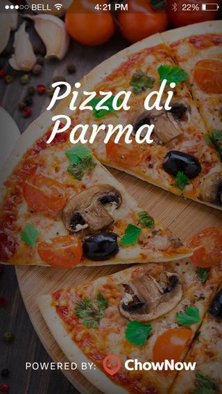 Pizza Di Parma