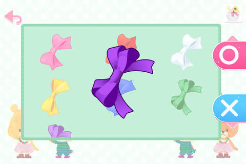 TINY TWIN BEARS' arrange Flowers screenshot 3