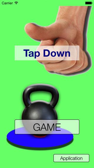 免費遊戲App|Tap Down!|阿達玩APP