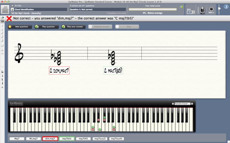 EarMaster Pro Screenshot - 2