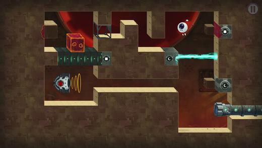 Tetrobot and Co. Screenshot