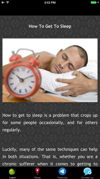 How To Get To Sleep - Ultimate Guide