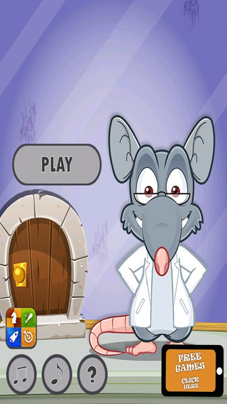 Mr. Mouse hunt-tap wisely Pro