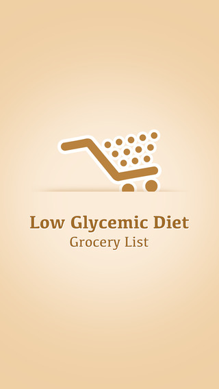 Low Glycemic Diet Grocery List: A perfect low glycemic die foods shopping list
