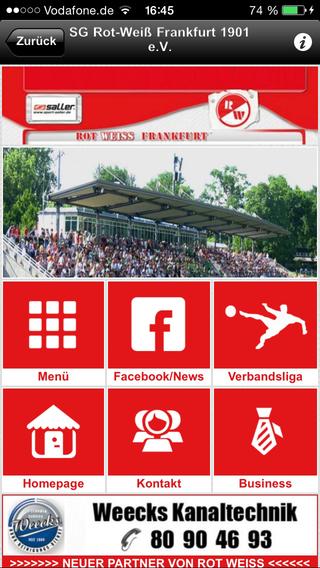 SG Rot-Weiss Frankfurt e.V.