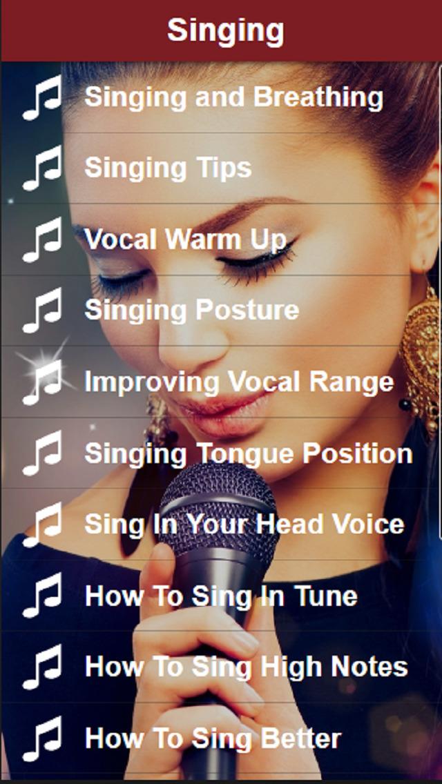 Vocal Technique That Works