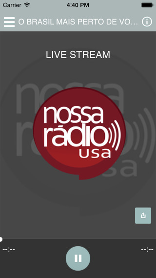Nossa Radio USA 1400AM