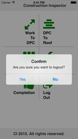 【免費商業App】Construction Inspector App-APP點子