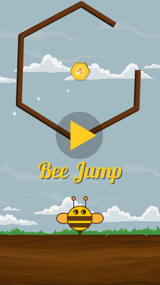 Bee Jump - Hex Bumblebees Jumper