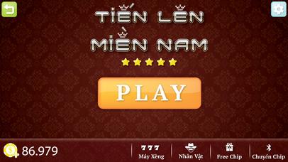 Screenshot 1 Tien Len — Thirteen — Mien Nam