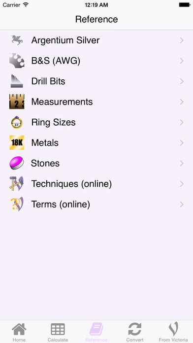 iMakeJewelry screenshot