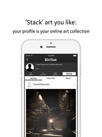 ArtStack - discover art screenshot