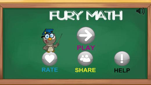 Fury Math