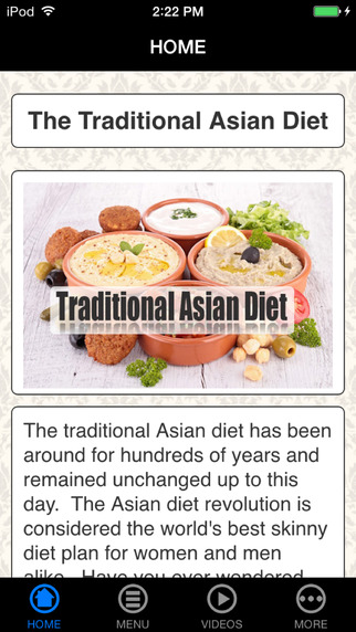 A+ Learn How To Traditional Asian Diets - Plan For Your Healthy Weight Loss
