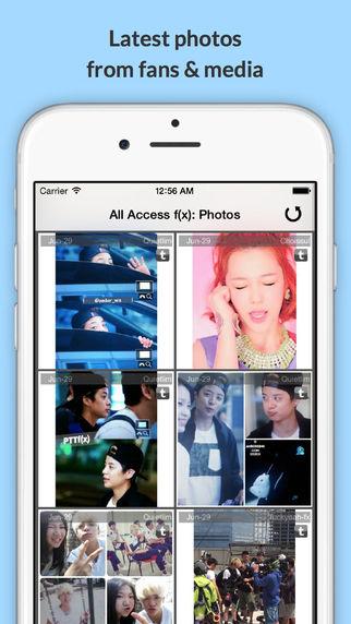 All Access: f x Edition - Music Videos Social Photos More