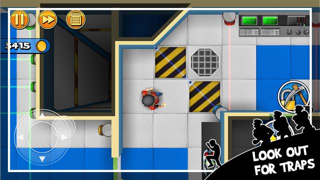 Robbery Bob™ Screenshots