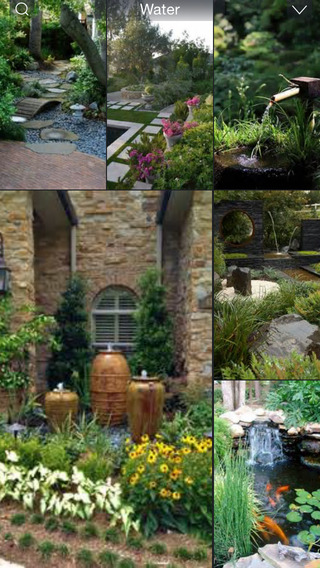 Yard and Garden Design Ideas Free - Beautiful Back