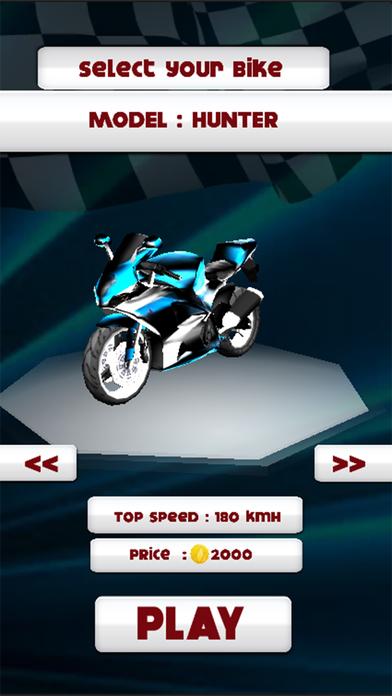 Traffic Death Moto 2015 screenshot 2