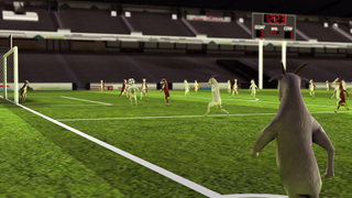Goat N Cow 3D Soccer Multiplayer screenshot 3