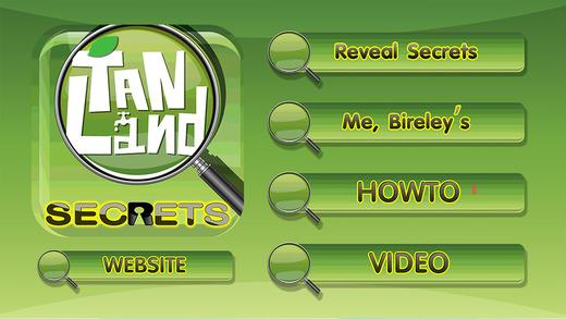 TANLAND SECRETS
