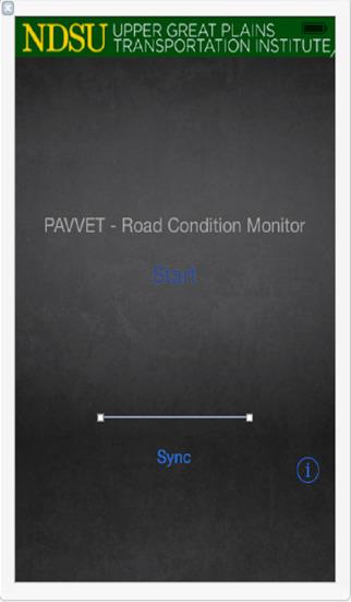 PAVVET Road Condition Monitor