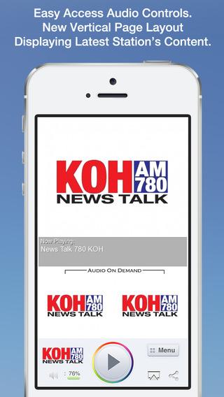News Talk 780 KOH
