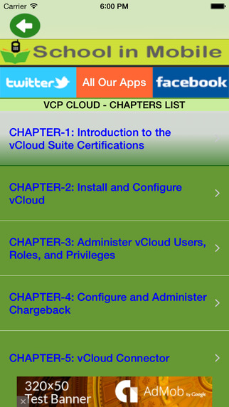 VMware VCP-Cloud Prep Free
