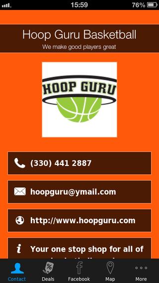Hoop Guru Basketball