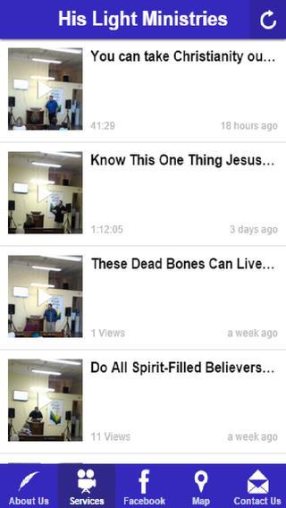 His Light Ministries