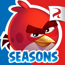 Angry Birds Seasons - iOS Store App Ranking and App Store Stats