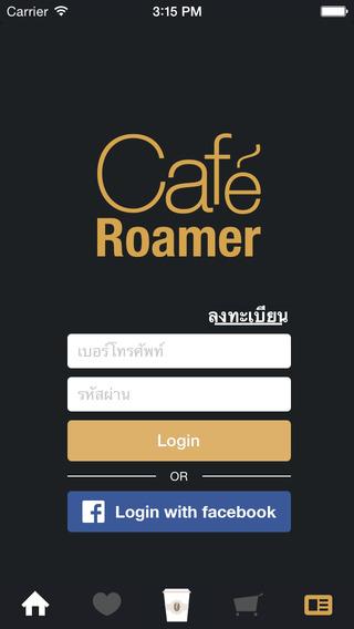 CafeRoamer