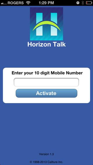 Horizon Talk