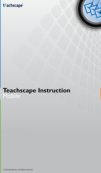 Teachscape iPhone Screenshot 1