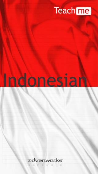 Teach Me Indonesian