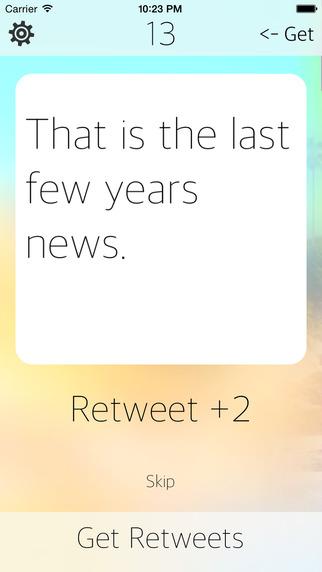 Get Retweets - Get more Twitter Retweets