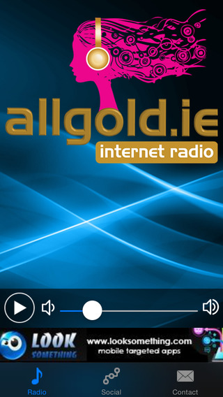All Gold Radio Ireland