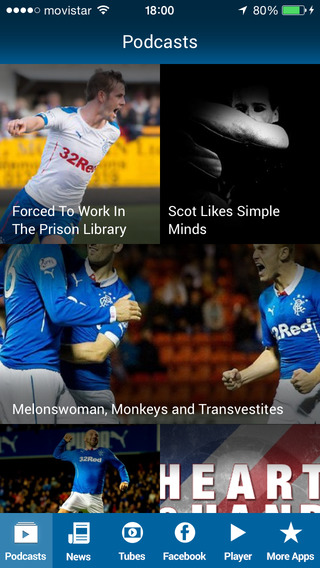 Heart and Hand - The Rangers Podcast App