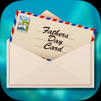 Fathers Day Card - Creative Card Present 攝影 App LOGO-硬是要APP