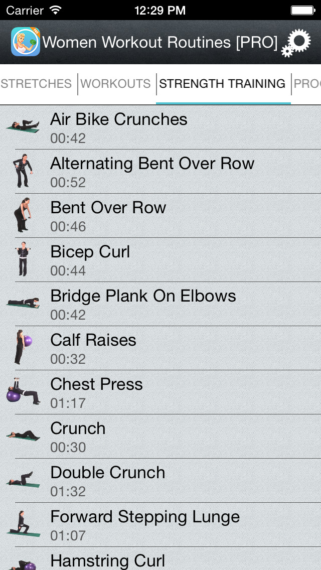 ... training plan for weight loss and flat stomach (ios) | AppCrawlr