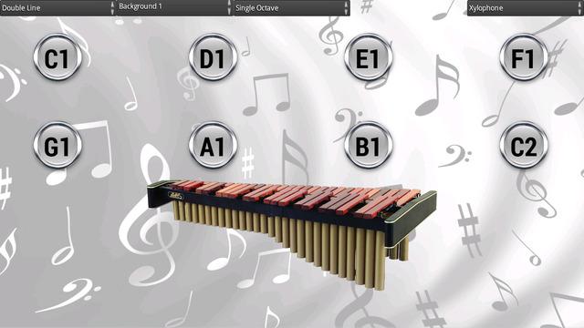 Virtual Xylophone