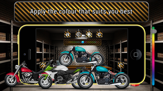 Motorcycle Factory