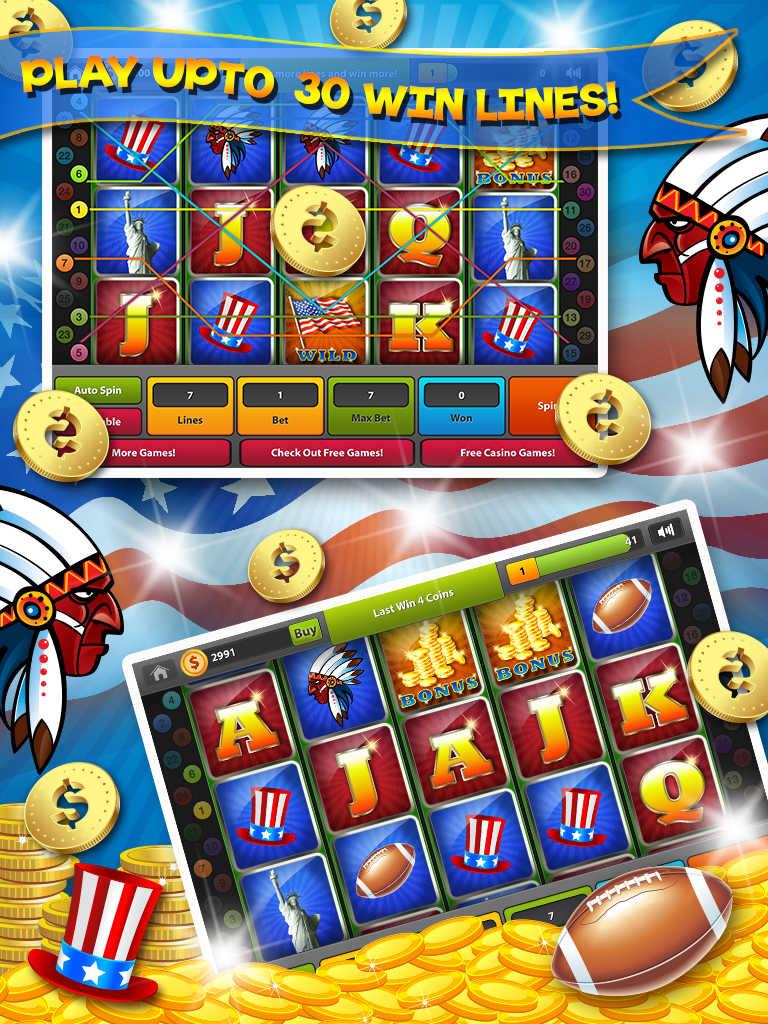 free slot games vegas style