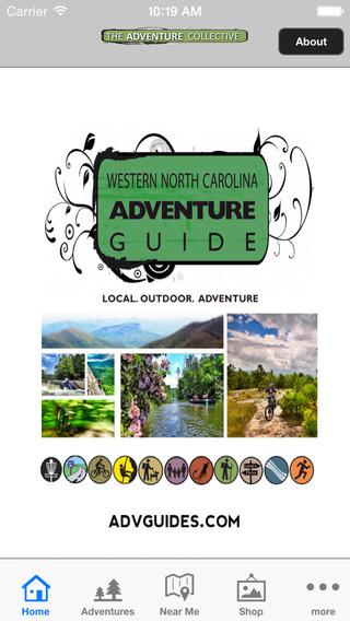 WNC Adventure Guide